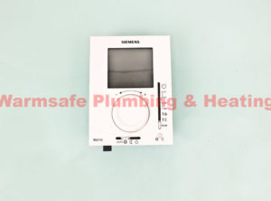 siemens rdj10 gb programmable room thermostat