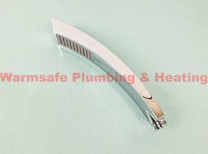 bristan arc c curved shower handset chrome