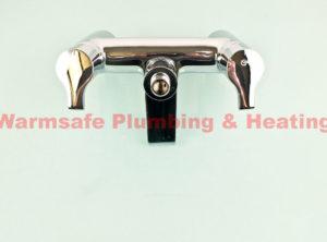 ideal standard b0248aa active bath shower mixer chrome