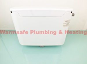 twyford cx9664xx concealed cistern dual flush valve side supply internal overflow no push button 6 4 litres