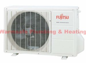 fujitsu aoyg24lfcc replacement wall mounted outdoor air conditioning unit 1