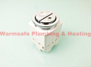 geberit 241413211 pneumatic dual flush actuator