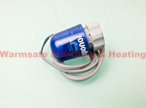 uponor 1000138 female frame manifold thermal actuator 24v