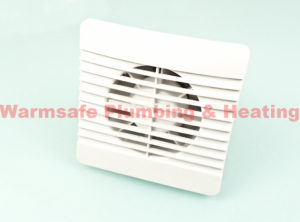 acel ac6121 100mm fan with timer low profile 1
