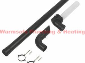 baxi multifit plume displacement kit black 1