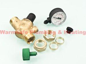 honeywell d04fm-3/4zgc pressure reducing valve 22mm 1