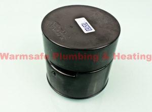 polypipe sbv110b air admittance valve 110mm black 1
