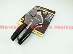 raptor r45543 plastic pipe shears 42mm 1