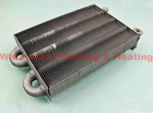 alpha 1.014805 primary heat exchanger 1