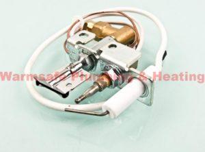 baxi 960/1433 pilot burner assembly 1