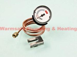 vaillant 180982 pressure gauge 1