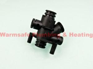 baxi 240483 bahama manifold valve 1