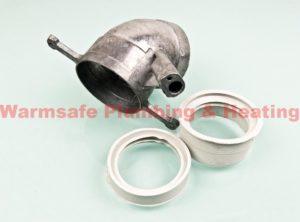 ferroli 39817540 elbow fan with seals 1