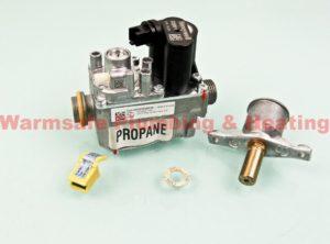 ideal 215740 logic+ c30 combi natural gas lpg conversion kit 1