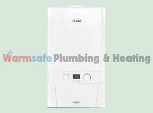 ideal logic + heat h24 ng heat only boiler erp 215404