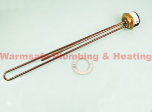 "tesla tih525 27"" copper immersion heater & resettable thermostat 1"