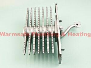 baxi 249710 burner boiler assembly 1