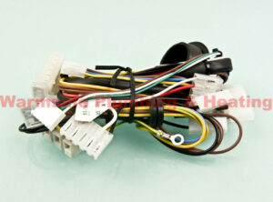 baxi 5114331 harness high voltage heat only 1