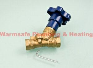jet 9510 double regulating valve (dzr/low flow) 15mm 1