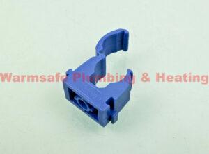 jg speedfit pc15b 15mm pipe clip set of 50 1