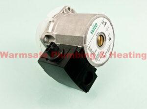 ideal 174013 pump motor - wilo 1216 (bi1262119) 1