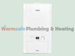 ideal logic max heat 12kw regular boiler natural gas erp 218863