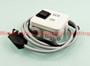 ariston/chaffoteaux 61012597 simulating box 3 way valve 1