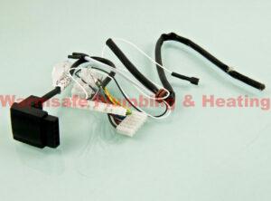 baxi 7671997 harness wiring valve 1