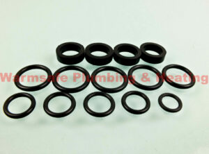 ideal 171031 o-ring kit (hydrobloc) isar/icos system 1