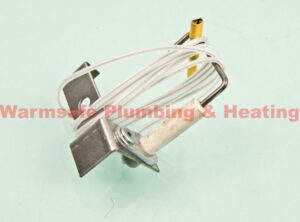 johnson & starley pw/3 electrode assembly 1