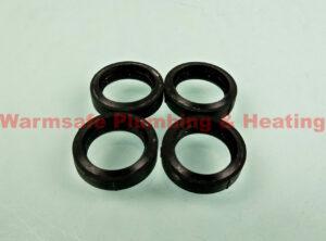 vokera 10025067 o-ring (pack of 4) 1